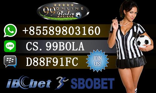 Agen Judi Sbobet online